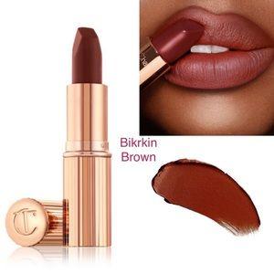 NEW Charlotte Tilbury Lipstick in Birkin Brown